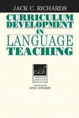 Curriculum Development in Language Teaching PB