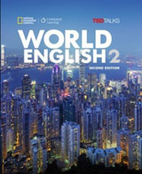 World English 2E Level 2 Student Book with Printed Workbook