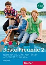 Beste Freunde 2 (A1/2) Kursbuch Tschechisch
