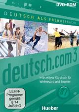 deutsch.com 3 Interaktives Kursbuch DVD-ROM