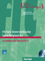 Fit für Österreichische Sprachdiplom A2 Lehrbuch mit A-CD