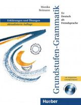 Grundstufen-Grammatik für DaF Buch, aktualisierte Auflage