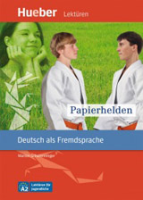 Lektüren für Jugendliche A2 Papierhelden, Leseheft