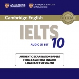 Cambridge IELTS 10 Audio CDs (2)