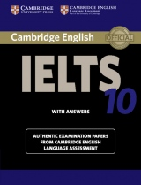 Cambridge IELTS 10 Student´s Book with Answers