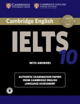 Cambridge IELTS 10 Self-Study Pack (Student´s Book with Answers & Audio