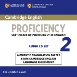 Cambridge English: Proficiency (CPE) 2 Audio CDs (2)