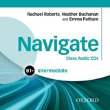 Navigate Intermediate B1+ Class Audio CD (3)