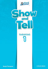 Show and Tell 1 Teacher´s Book