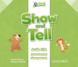 Show and Tell 2 Class Audio CDs