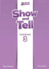 Show and Tell 3 Teacher´s Book