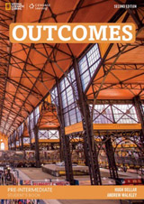 Outcomes (2nd Edition) Pre-Intermediate Student´s Book with Class DVD