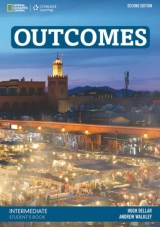Outcomes (2nd Edition) Intermediate Student´s Book with Class DVD & Online Access Code