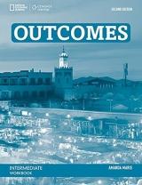Outcomes (2nd Edition) Intermediate Workbook with Workbook Audio CD