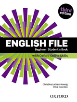 English File Beginner (3rd Edition) Student´s Book with Online Skills Practice