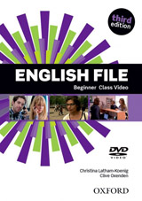 English File Beginner (3rd Edition) Class DVD