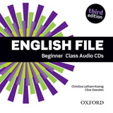 English File Beginner (3rd Edition) Class Audio CDs (4)