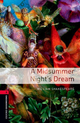 New Oxford Bookworms Library 3 A Midsummer Nights Dream with Audio