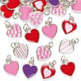 Přívěsky srdce