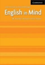 English in Mind Starter Level Teacher´s Resource Pack