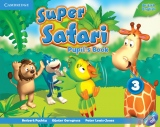 Super Safari 3 Pupil´s Book with DVD-ROM