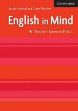 English in Mind Level 1 Teacher´s Resource Pack