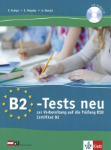 B2-Finale neu – Testbuch + CD