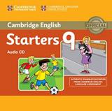 Cambridge English Starters 9 Audio CD