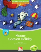 HELBLING Young Readers D Moony Goes on Holiday + CD/CD-ROM