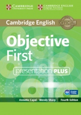 Objective First 4th Edition Presentation Plus DVD-ROM
