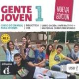 Gente Joven 1 Nueva Edicion Biblioteca Usb