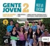 Gente Joven 2 Nueva Edicion Biblioteca USB
