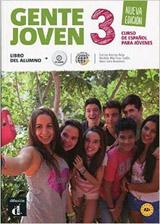Gente Joven 3 Nueva Edicion Libro del alumno + CD