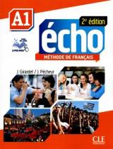 Echo A1 - 2e édition - Livre + DVD-Rom + livre-web