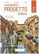 Nuovo Progetto Italiano 2 Quaderno degli esercizi + 2CD (Ed. aggiornata)