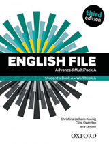 English File (3rd Edition) Advanced Multipack A