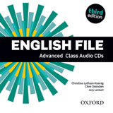 English File (3rd Edition) Advanced Class Audio CDs (5)