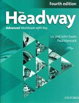 New Headway (4th Edition) Advanced Workbook with Key