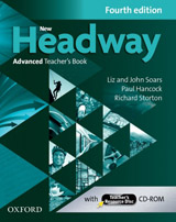 New Headway (4th Edition) Advanced Teacher´s Book with Teacher´s Resource Disc