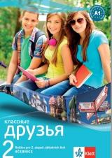 KLASSNYJE DRUZIA 2 (A1.1) - učebnice