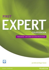 First Expert (3rd Edition) Coursebook with Audio CD