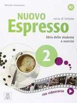 Nuovo espresso 2 A2 Libro dello studente e esercizi + DVD-ROM