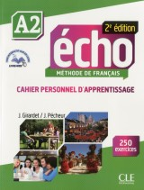 Écho A2 - 2e édition - Cahier d´exercices + CD audio + Livre web