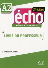 Echo A2 - 2e édition - Guide pédagogique