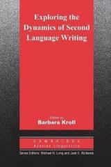 Exploring the Dynamics of Second Language Writing PB