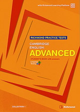Richmond Practice Tests for Cambridge English Advanced Students Book (with answers)
