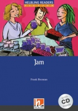 HELBLING READERS Blue Series Level 4 Jam + audio CD (Frank Brennan)
