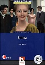 HELBLING READERS Blue Series Level 4 Emma + audio CD (Jane Austen)