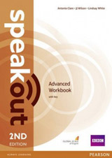 Speakout 2nd Edition Advanced WB with Key