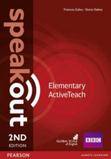 Speakout 2nd Edition Elementary Active Teach